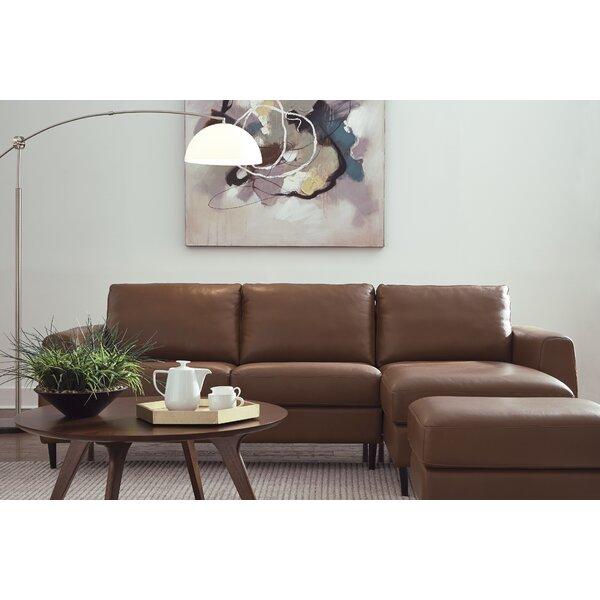 Modern Brand Ayres Sectional by Palliser Furniture by Palliser Furniture