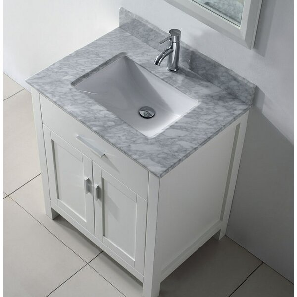 Ellenburg Freestanding 24 Single Bathroom Vanity S