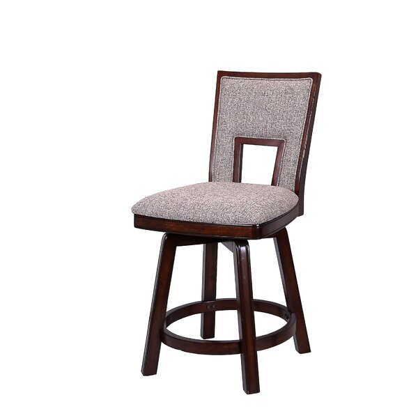 Autumn Winds 30 Swivel Bar Stool (Set of 2) by ECI Furniture