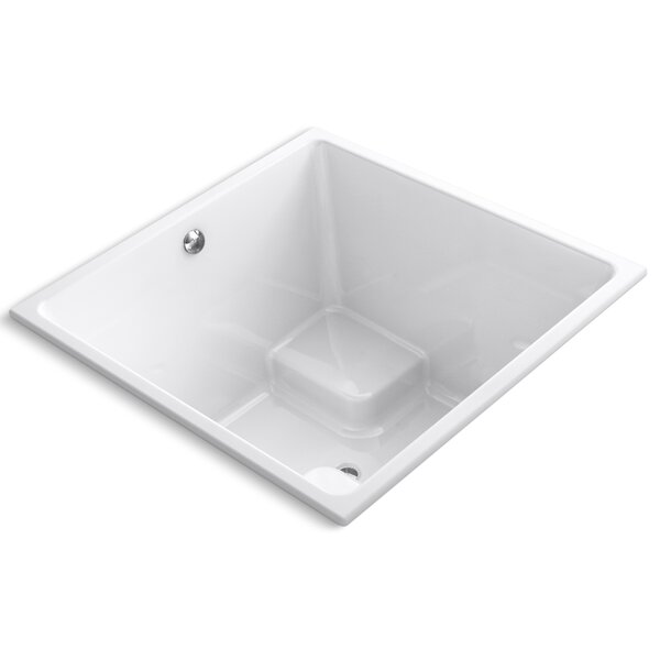 Underscore 48 x 48 Soaking Bathtub by Kohler