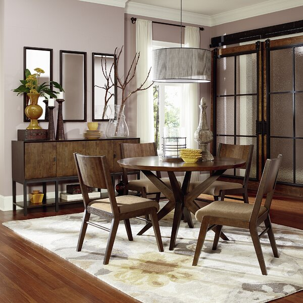 Rabia 5 Piece Dining Set by Ivy Bronx
