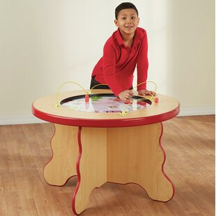 Best Price Kids Fruit and Veggie Magnetic Activity Table ByPlayscapes