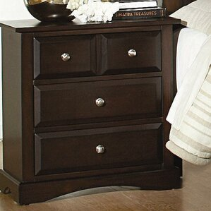 Annawan 3 Drawer Nightstand by Darby Home Co
