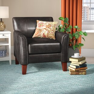 Clintonville Club Chair and Ottoman Set ByThree Posts