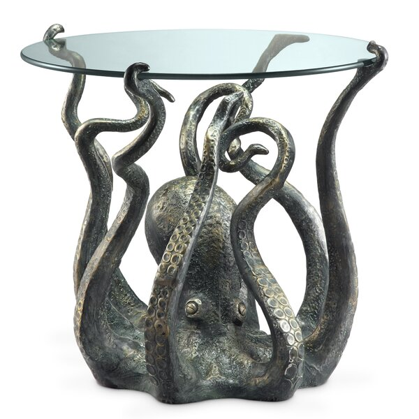 Donna End Table By Longshore Tides