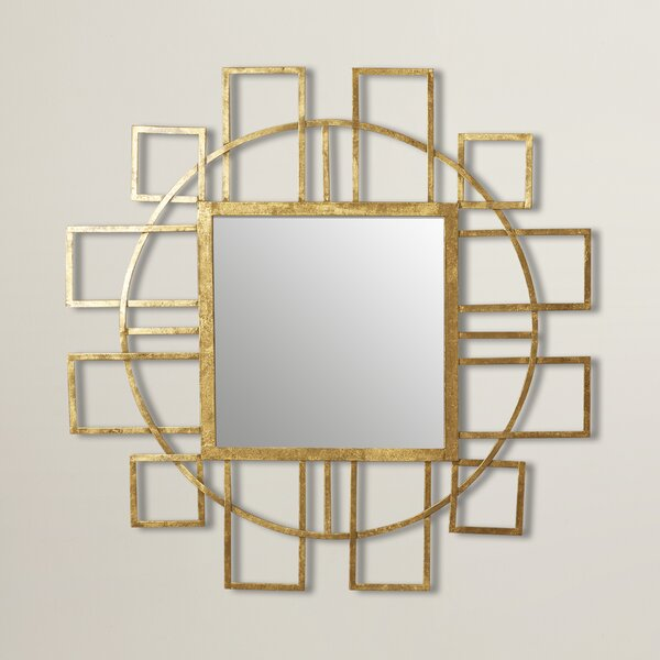 Elroy Accent Mirror by Willa Arlo Interiors