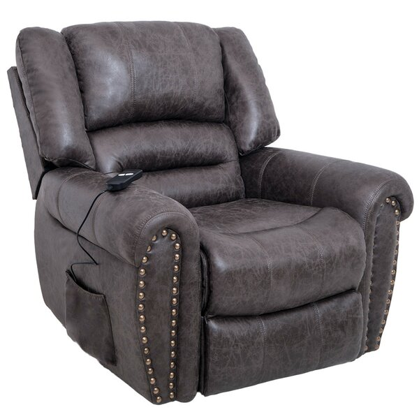 Maebry Heavy-Duty Power Glider Recliner W003127012