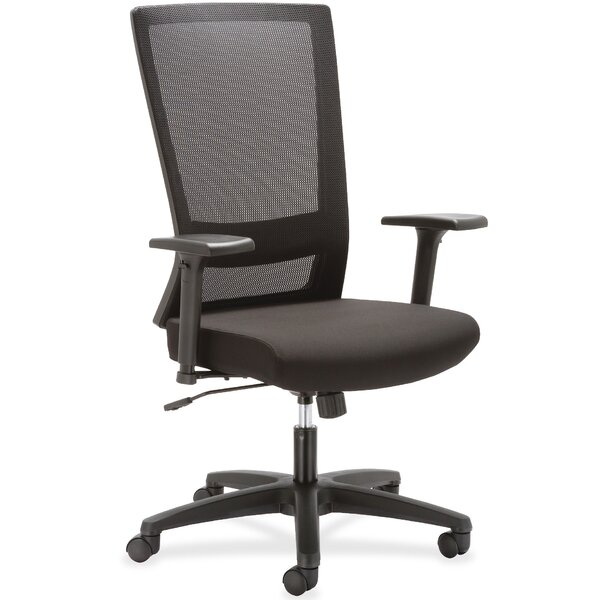 Swivel High-Back Mesh Desk Chair by Lorell