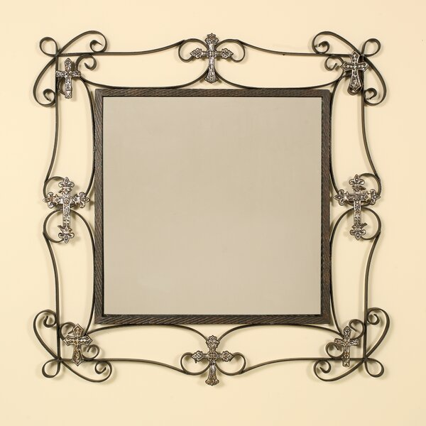 Wall Mirror by Passport Furniture