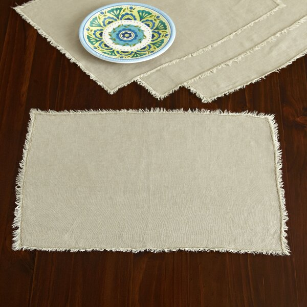 Sunderland Placemats (Set of 4) by Birch Lane™