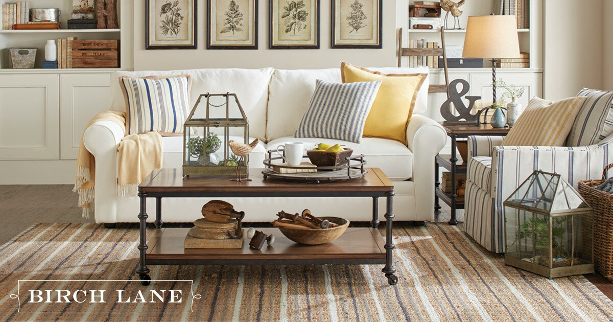 Birch Lane - Traditional Furniture & Classic Designs