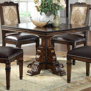 Affordable Tuscano Solid Wood Dining Table ByEastern Legends