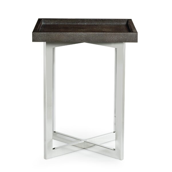 Stratton End Table by Bernhardt