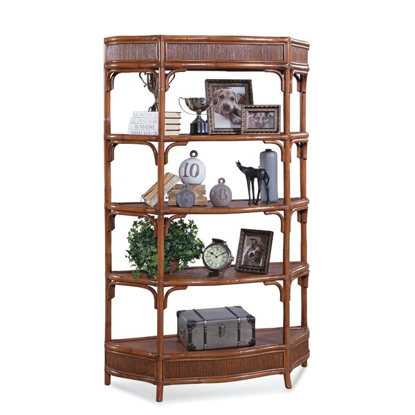Calusa Etagere Bookcase By Braxton Culler