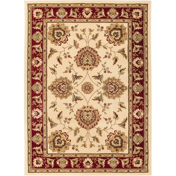 Colindale Ivory Area Rug by Astoria Grand