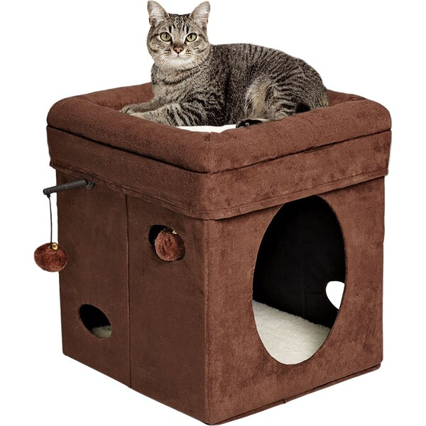 17 Feline Nuvo Curious Cat Condo By Midwest Homes For Pets.