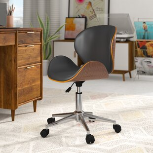 Bradford Adjustable Office Low Back Drafting Chair