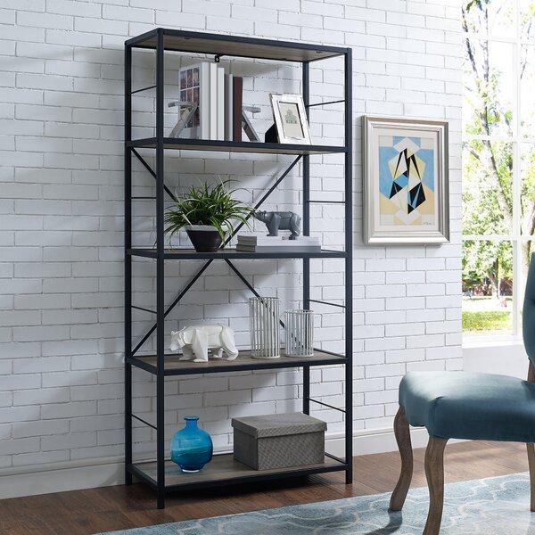 Macon Bowdoin Etagere Bookcase by Greyleigh