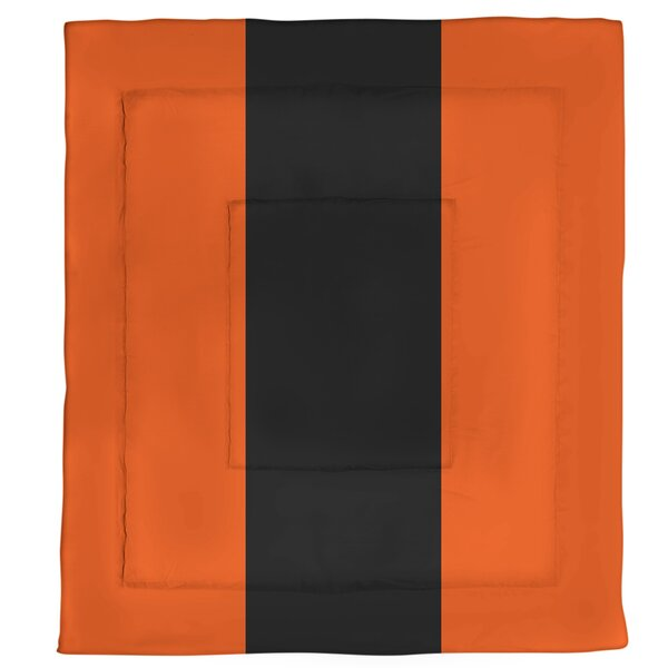 Anaheim Hockey Single Reversible Comforter