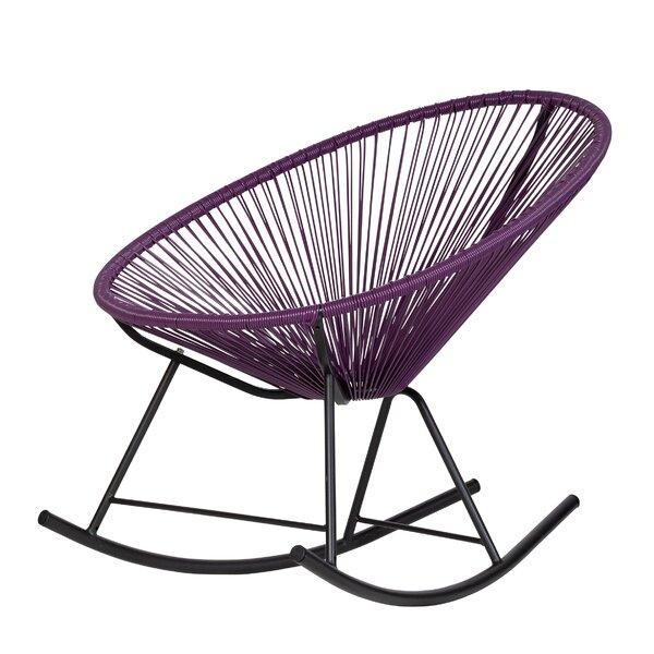 Mcleay Rocking Chair by Brayden Studio