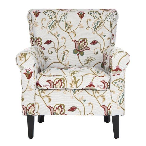 Montgomery Armchair by Alcott Hill Alcott Hill