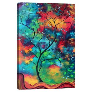 Colored Inspiration by Megan Duncanson Graphic Art on Canvas by iCanvas