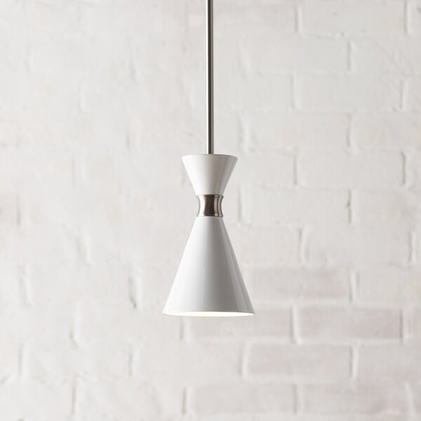 Ibsen 1-Light Cone Pendant by Langley Street