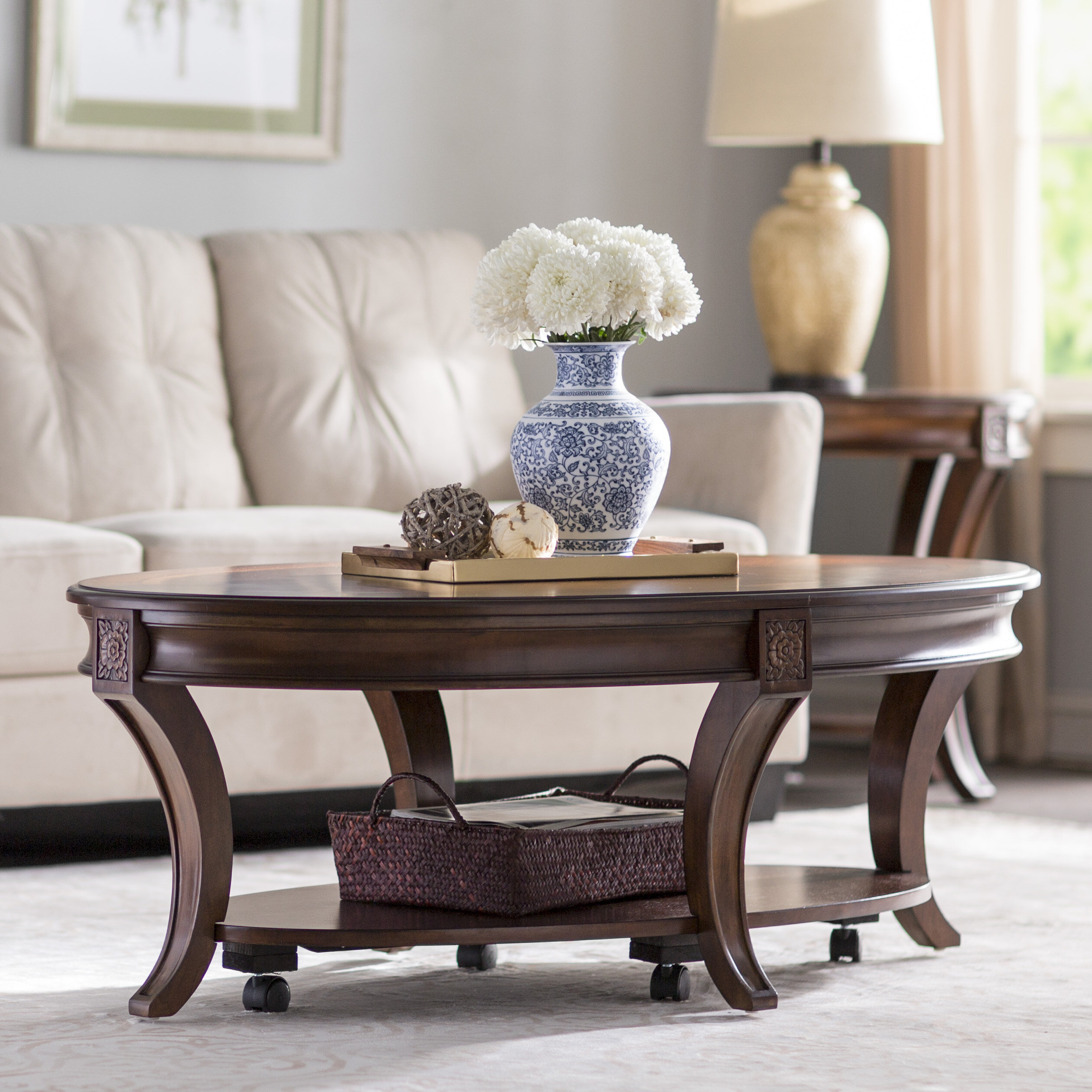 Darby Home Co Stephenson Coffee Table U0026 Reviews | Wayfair