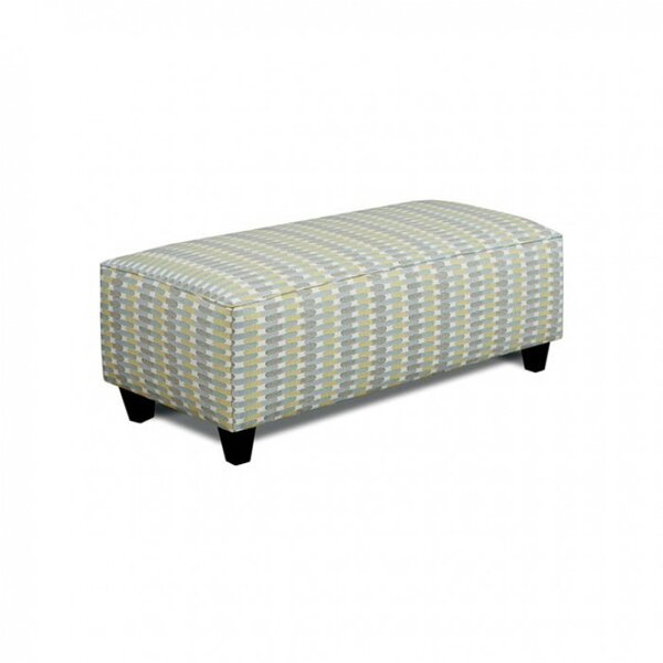 Don Transitional Ottoman By Darby Home Co Spacial Price