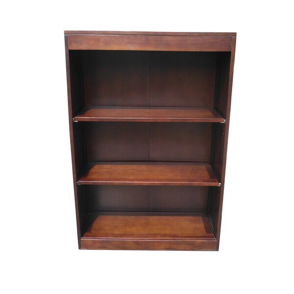 Mercurio Standard Bookcase by Charlton Home