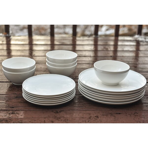 Everytime 18 Piece Dinnerware Set by Red Vanilla