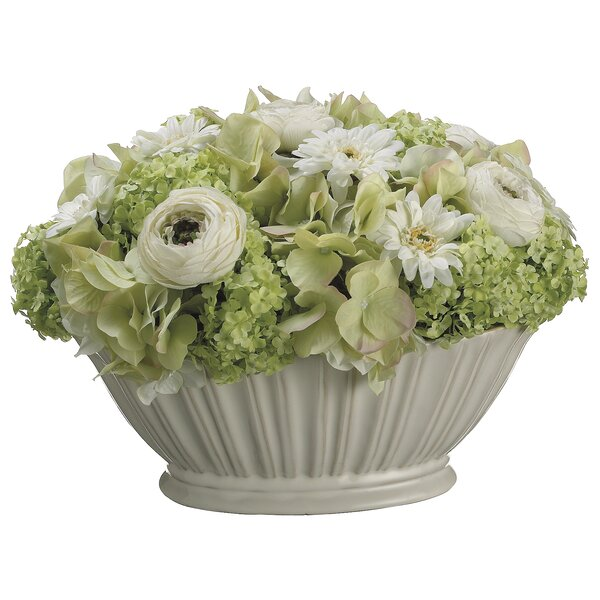 Mixed Centerpiece in Bowl by Tori Home