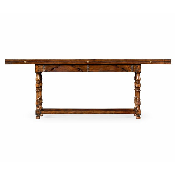 Large Console Table By Jonathan Charles Fine Furniture