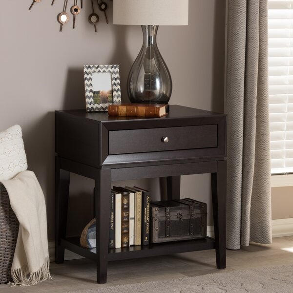 Spicer End Table By Ebern Designs