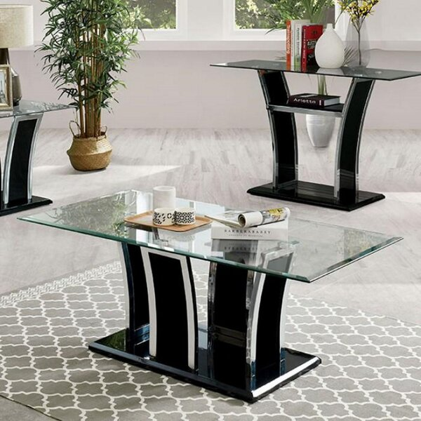Staten 3 Piece Coffee Table Set by Williams Import Co. Williams Import Co.