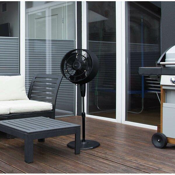 18 Oscillating Pedestal Fan by NewAir