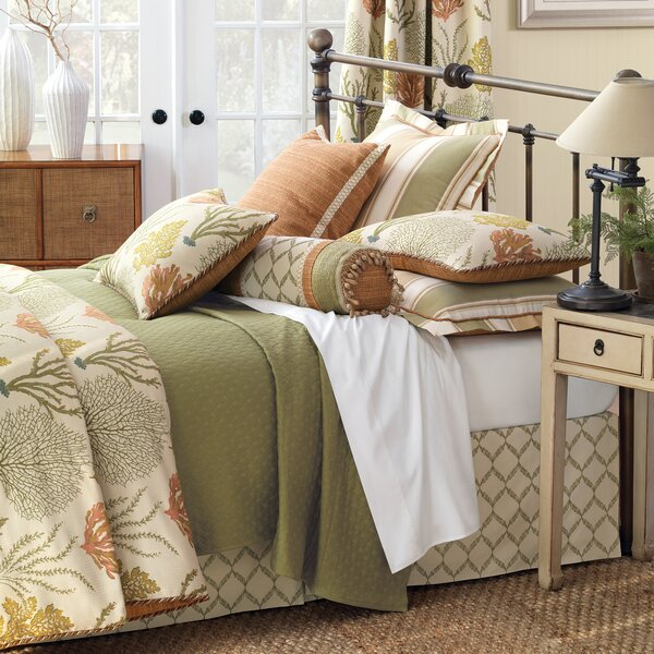 Caicos Coverlet Collection