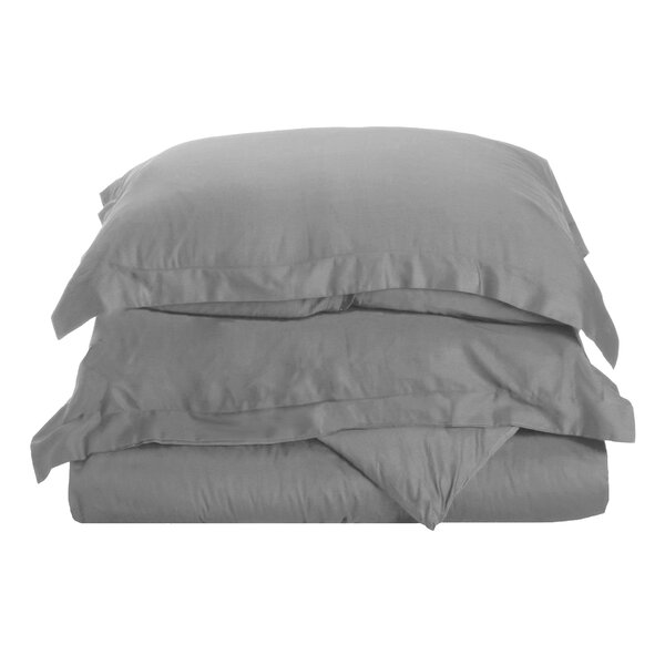 Reversible Duvet Cover Set by Simple Luxury