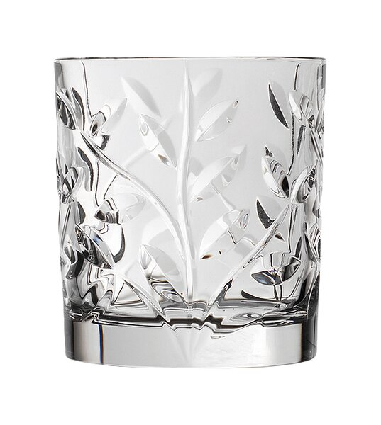Laurus RCR Crystal Double 10 oz. Old Fashioned Glass (Set of 6) by Lorren Home Trends