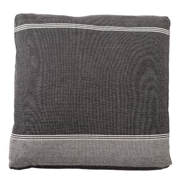 Cozad Cotton Woven Floor Pillow by 17 Stories