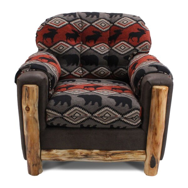 Tatman Armchair by Millwood Pines Millwood Pines