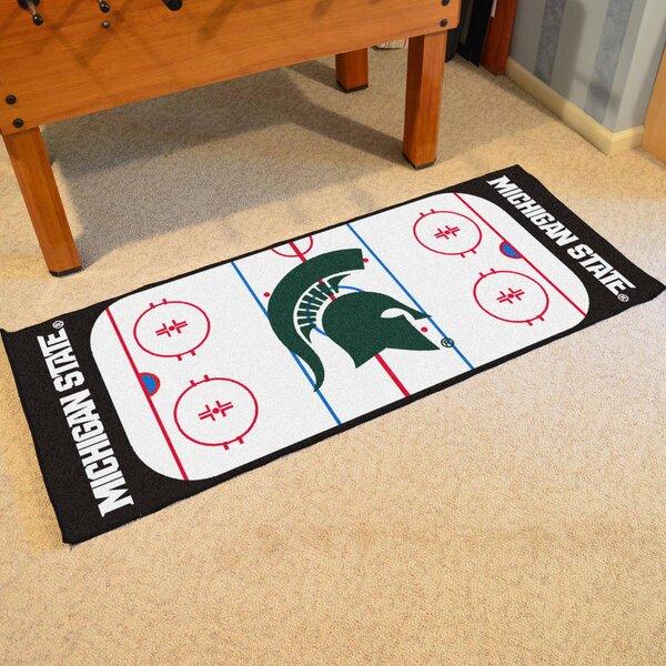 Michigan State University Doormat by FANMATS