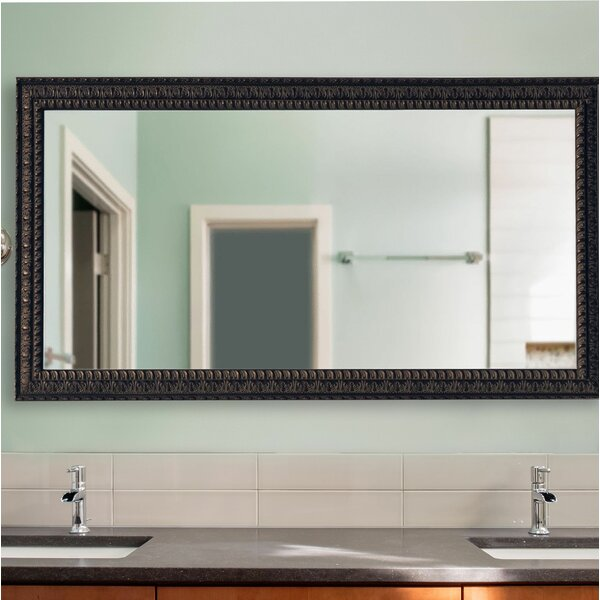 Derrall Embellished Double Vanity Wall Mirror by Astoria Grand