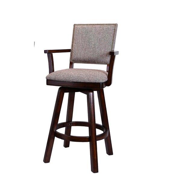 Homestead 30 Swivel Bar Stool (Set of 2) by ECI Furniture