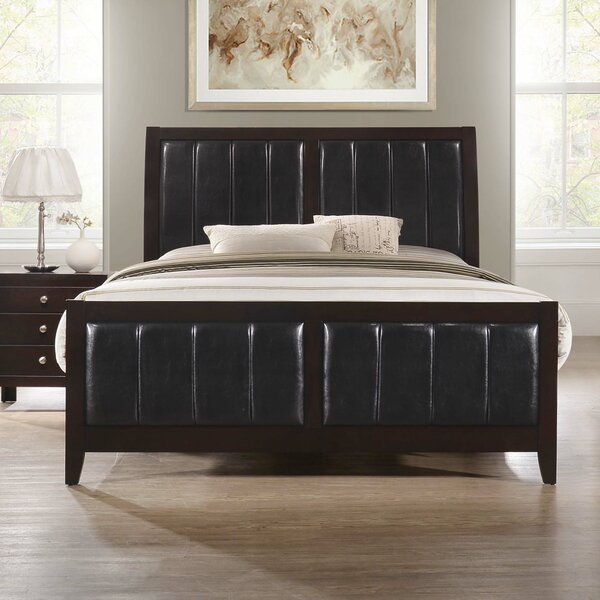 Conrad Upholstered Standard Bed by Red Barrel Studio