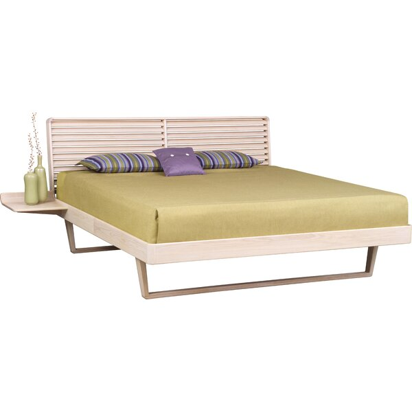 Contour Platform Bed by Copeland Furniture