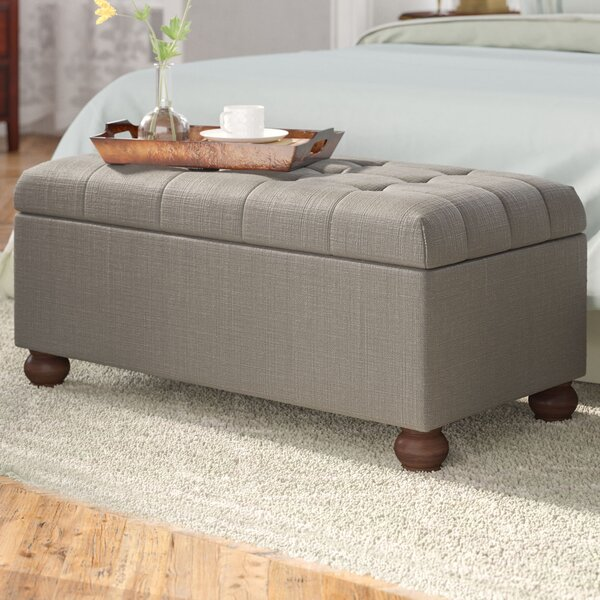 Upholstered Storage Bench by Birch Lane™