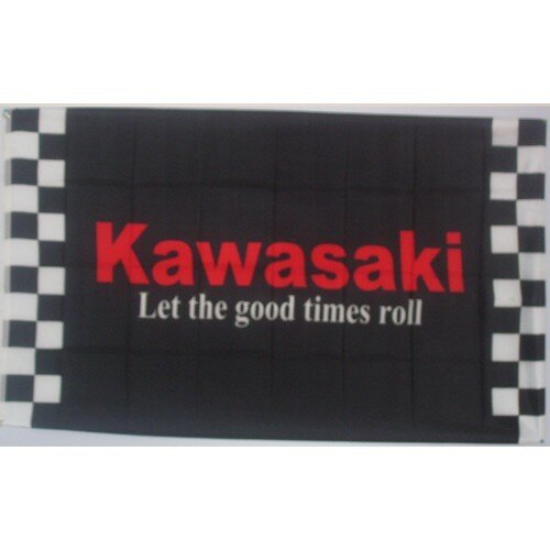 Kawasaki Traditional Flag by NeoPlex