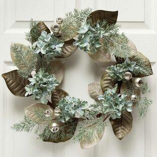 Dried Sage Wreath Wayfair