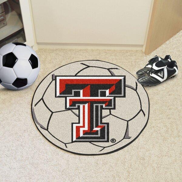NCAA Texas Tech University Soccer Ball by FANMATS